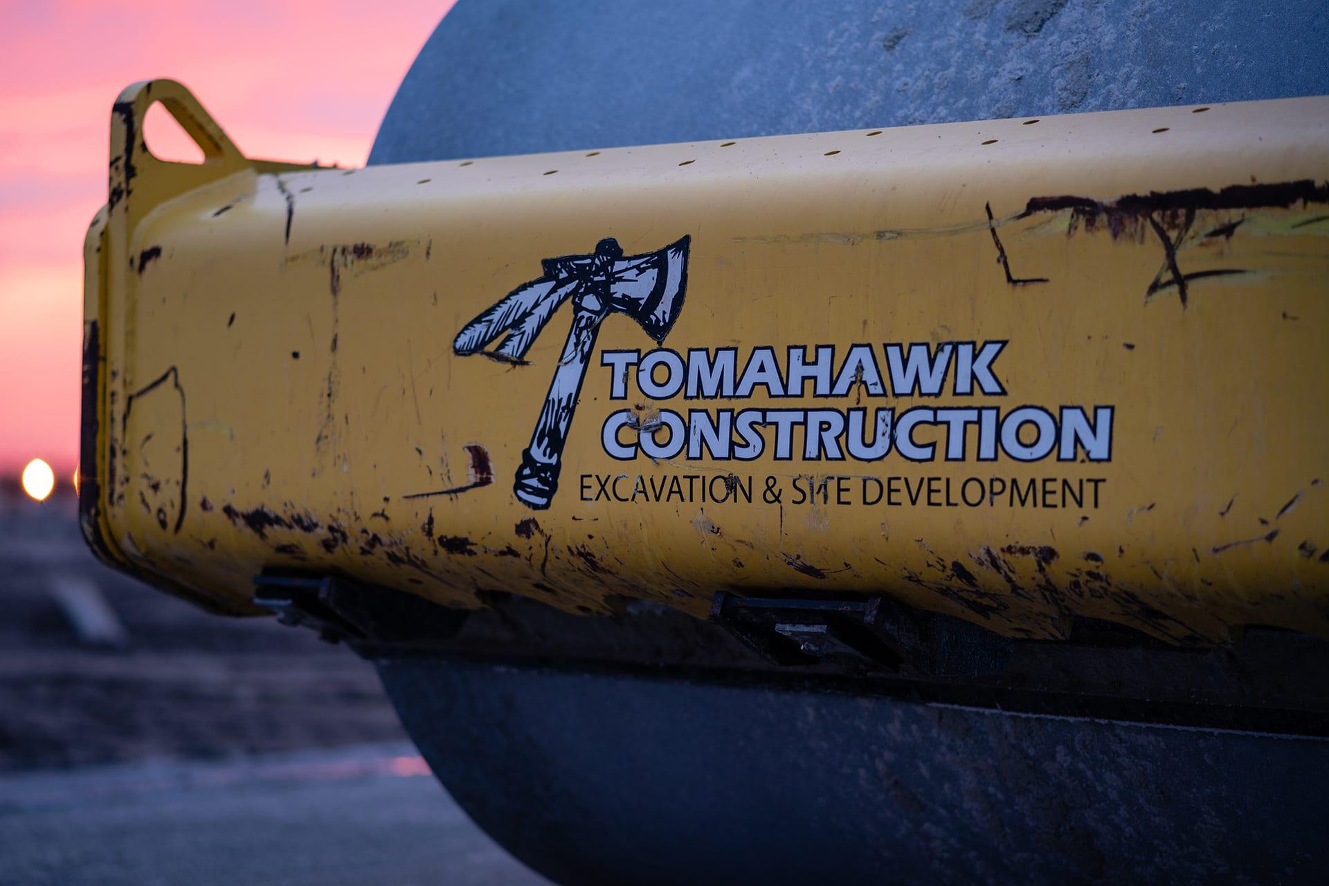 Tomahawk Background